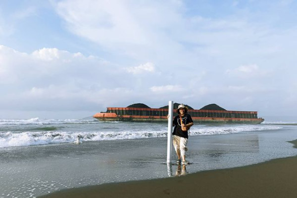Pantai Kemiren via Sikidang