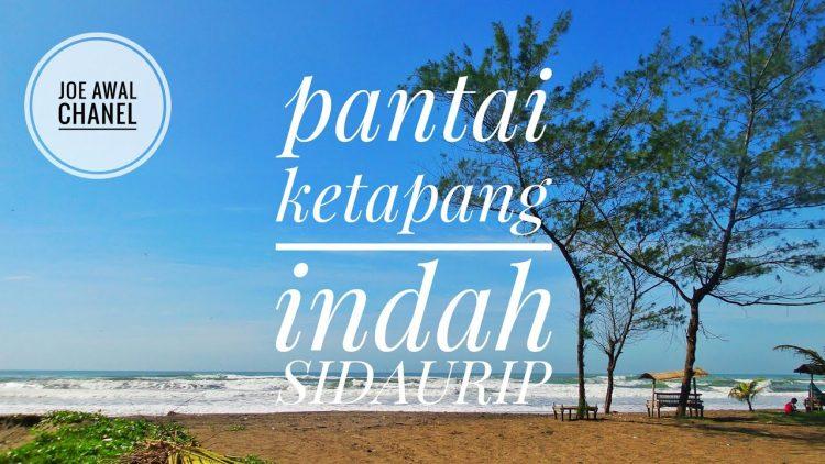 Pantai Ketapang Indah via Youtube