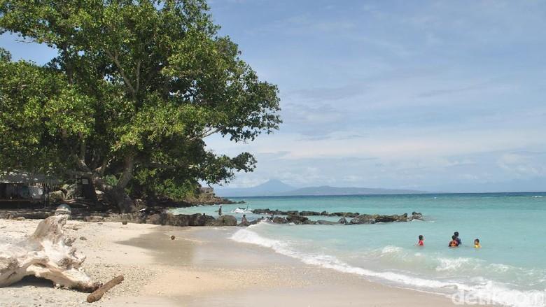 Pantai Pasir Putih Sabang via Detik