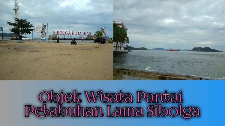 Pantai Pelabuhan Lama Sibolga via Youtube