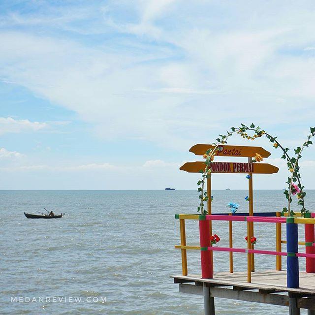 Pantai Pondok Permai via Medanreview
