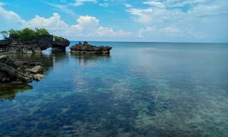 Pantai Tanjung Ga'ang via IG @fauziyah_wulandari