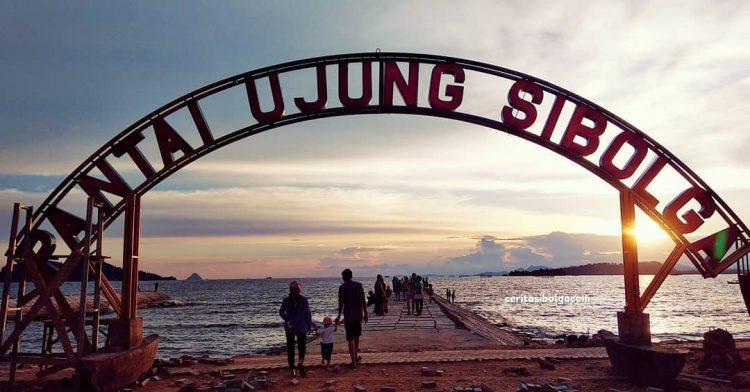 Pantai Ujung Sibolga via FB Cerita Sibolga