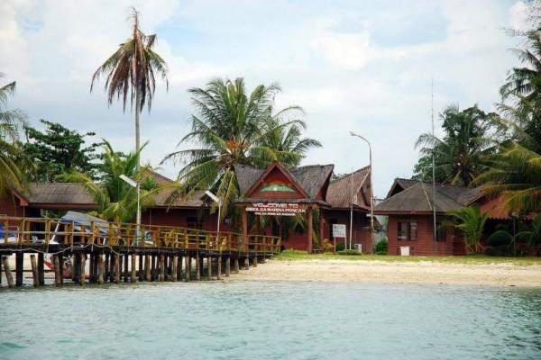 Pulau Poncang Gadang via Indonesiagoid