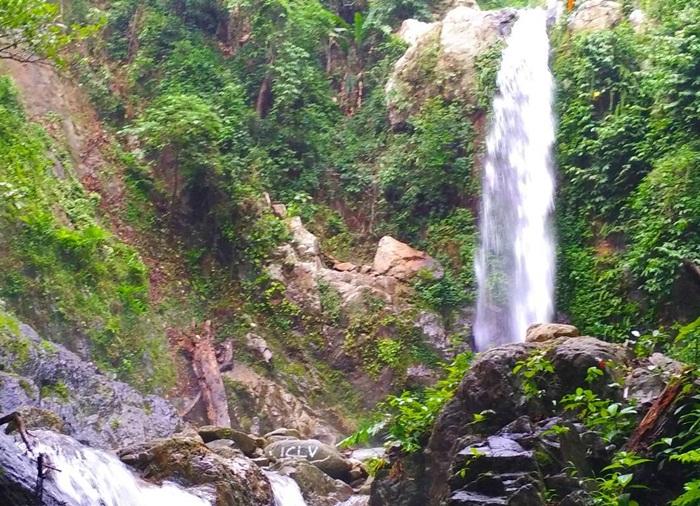Air Terjun Kota Batu via IG @jefrimeiriza