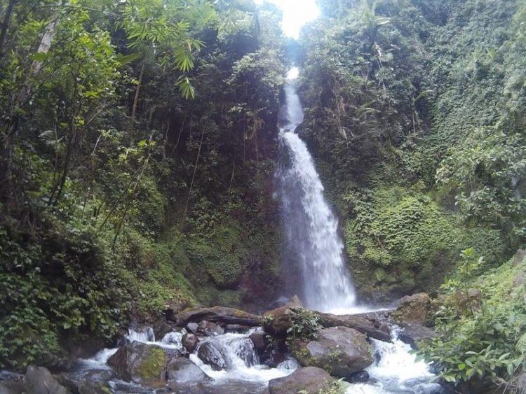 Air Terjun Talang Ogan