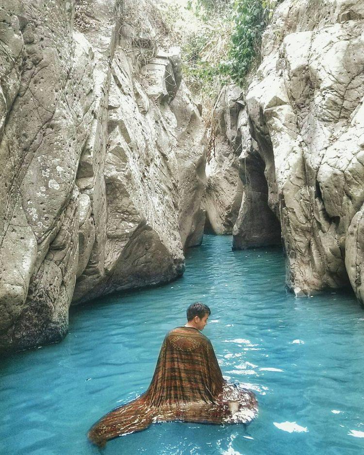 Green Canyon Loji via IG @wisnurushadi