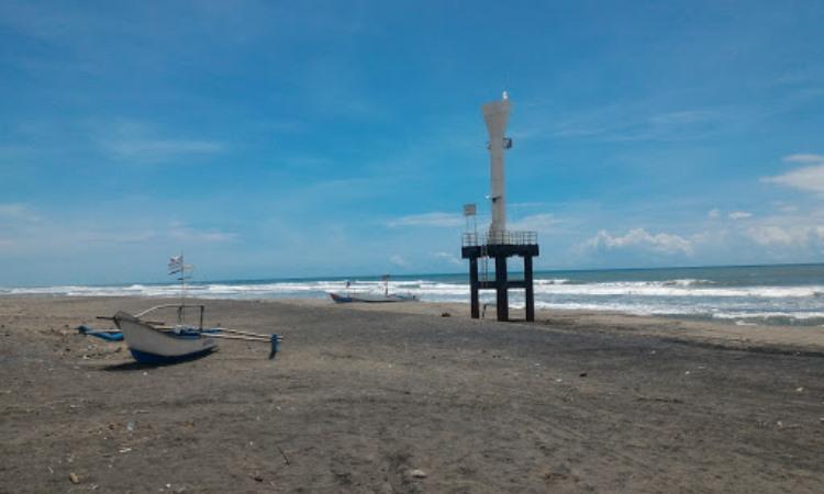 Pantai Apra via Google Maps