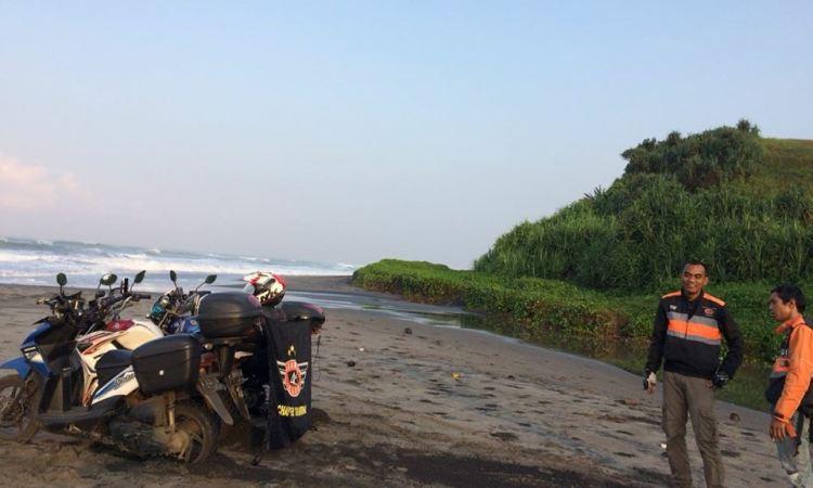 Pantai Cieurih via FB @Atuk46bc