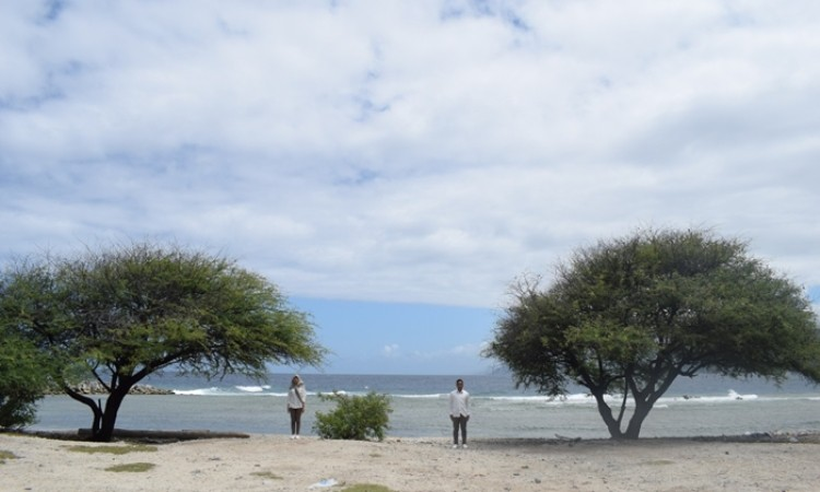 Pantai Kurenai via Kronologi