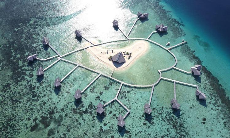 Pantai Pulau Cinta via Datawisata