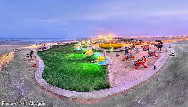 Uqair Beach Foto By FB Aziz Albagshi