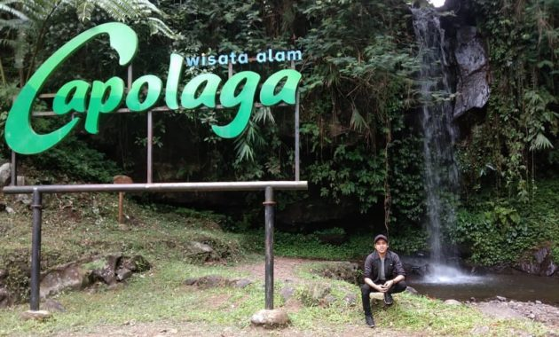 Curug Capolaga Subang