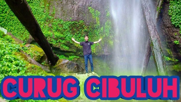 Curug Cibuluh via youtube