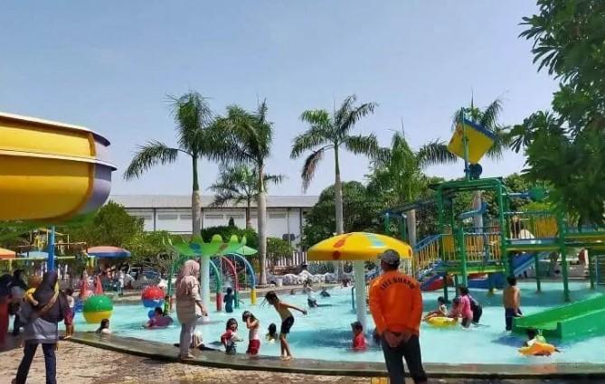 Tirtamas Gemilang Waterpark via Facebook