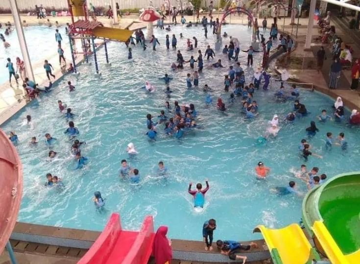 Waterboom Grage City Mall