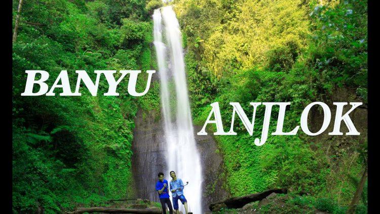 Air Terjun Banyu Anjlok via Youtube