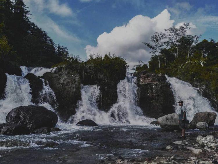 Air Terjun Kedung Bobot via IG @phirinz