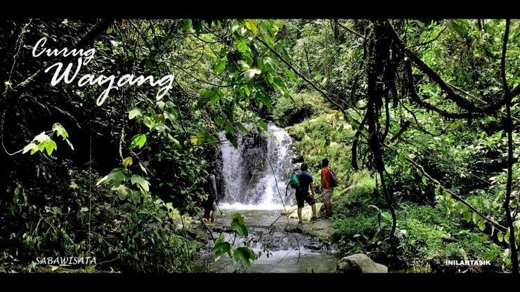 Curug Wayang Tasikmalaya via Youtube sabawisata