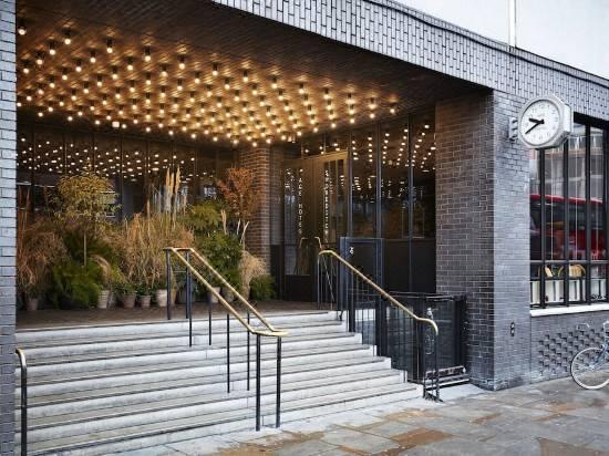 Ace Hotel London Shoreditch via Trip