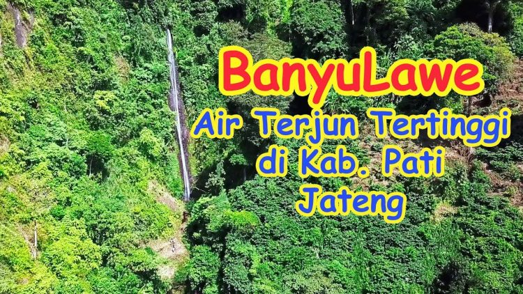 Air Terjun Banyulawe via Youtube