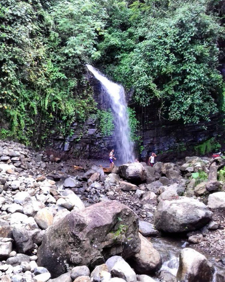 Air Terjun Grenjengan Sewu via IG @ahmadburhanuddin07