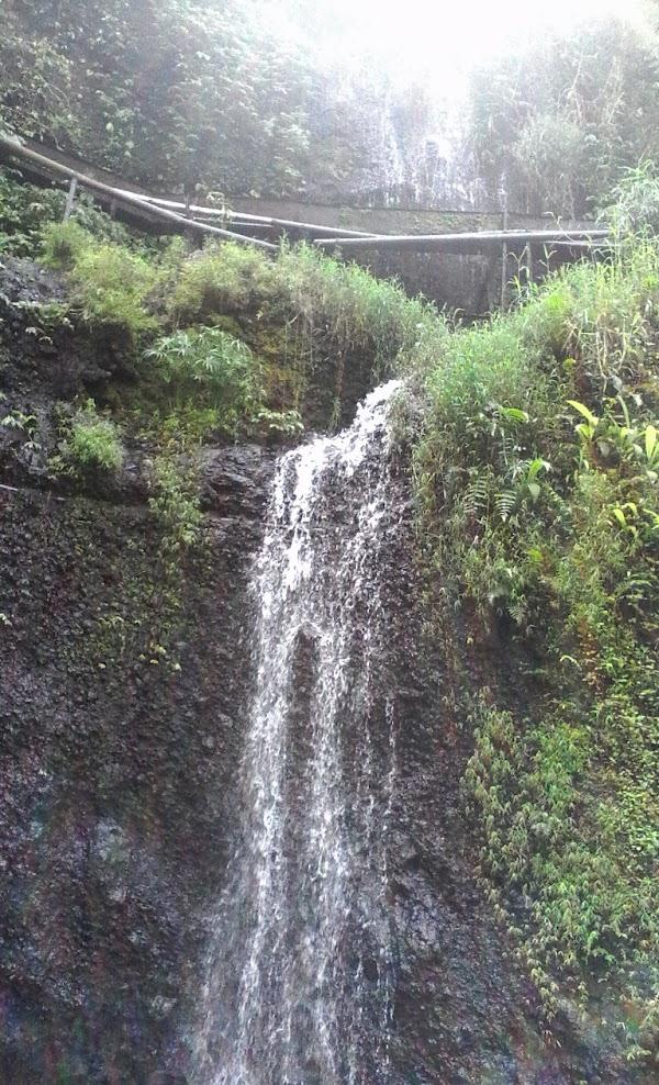 Air Terjun Grenjengan Watu Sirap Foto Oleh Kiki Saputra