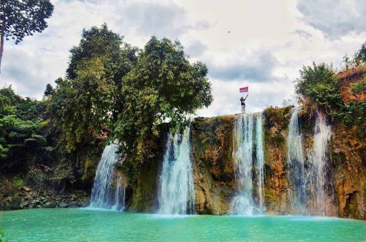Air Terjun Grudo via IG @warawiriindonesia