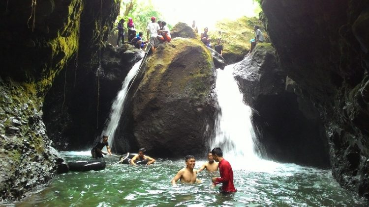 Air Terjun Ranto Canyon