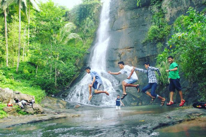 Air Terjun Silancur via IG @ibnudhynawan