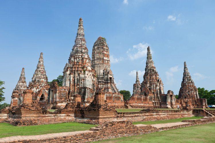 Ayutthaya via G-Swithc