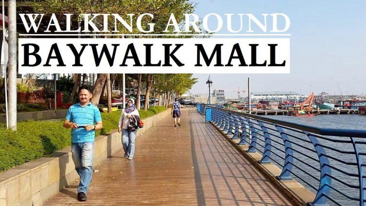 Baywalk Mall via Youtube
