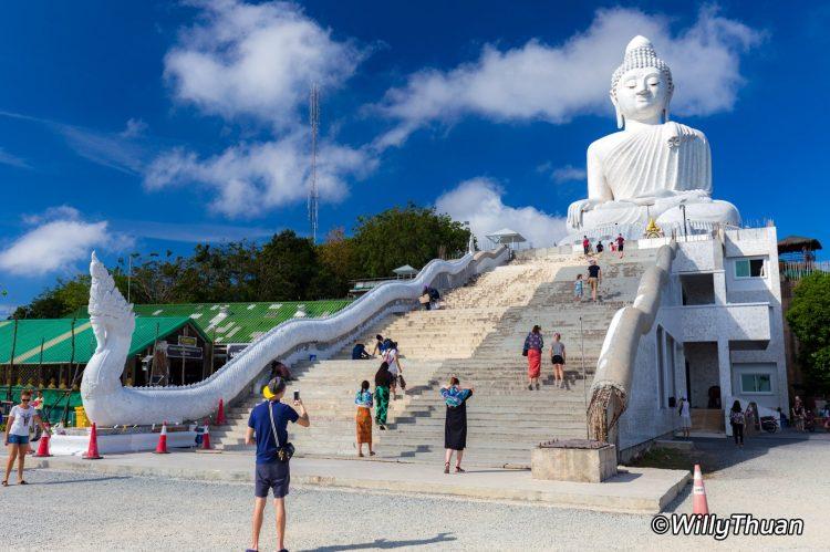 Big Buddha di Nakkerd Hills Foto by WillyThuan