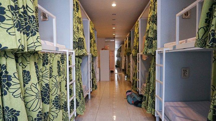 Nggak Perlu Jauh-jauh ke Jepang, di Malang Juga Ada Hotel Kapsul Keren Untuk Dicoba: Butik Capsule Hotel