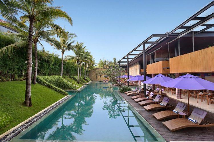 Centra Taum Resort Seminyak Bali, Hotel dengan Suasana yang Nggak Seperti Hotel