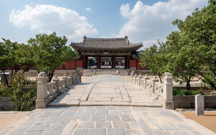 Changgyeonggung Palace via Theseoulguide