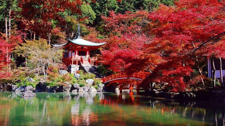 Daigo-ji Japan Guide