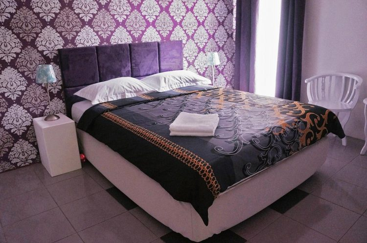 Damask room via Tripadvisor
