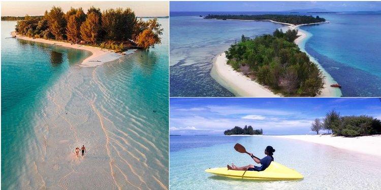 Daya Tarik Pulau Dodola via Merdeka