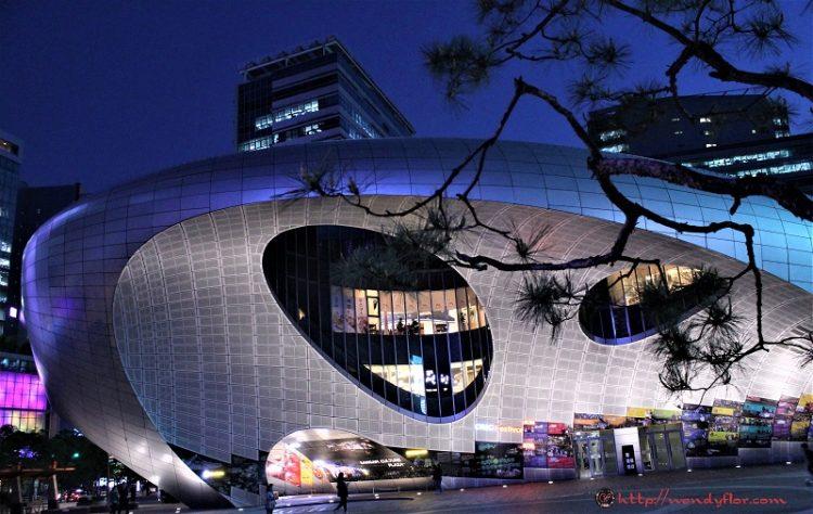 Digital Media City dan Star Park via Wendyflor