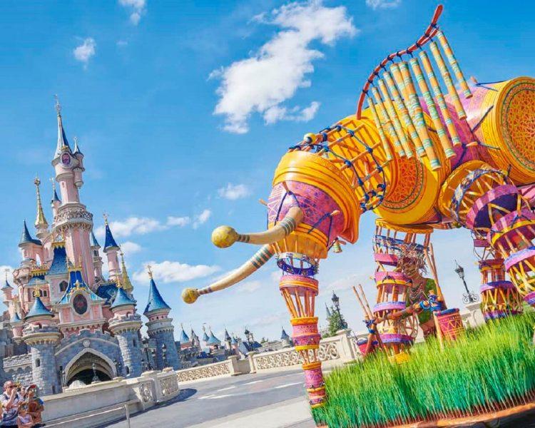 Disneyland Paris via Tiqets