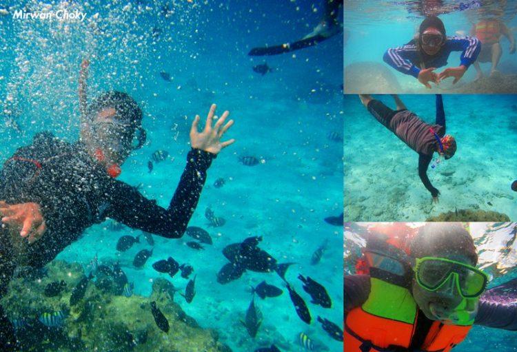 Diving di Pantai Iboih via Mirwans