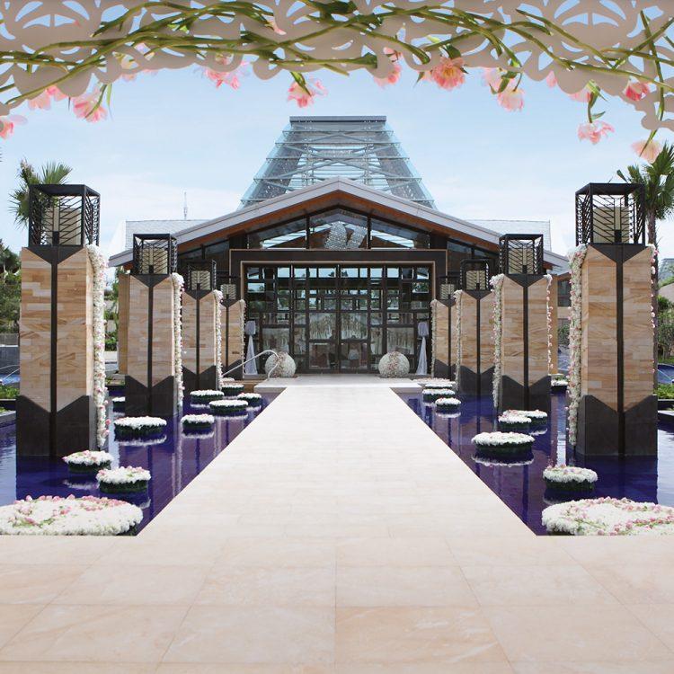 Eternity Chapel The mulia resort nusa dua