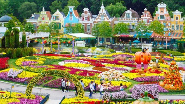 Everland Theme Park via Tourkekorea