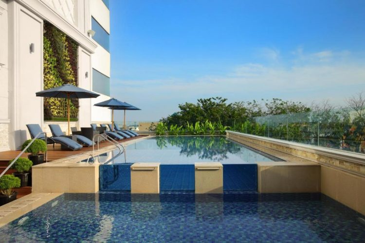Four Points by Sheraton Medan via Booking