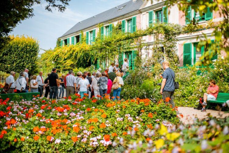 Giverny via Tourscanner