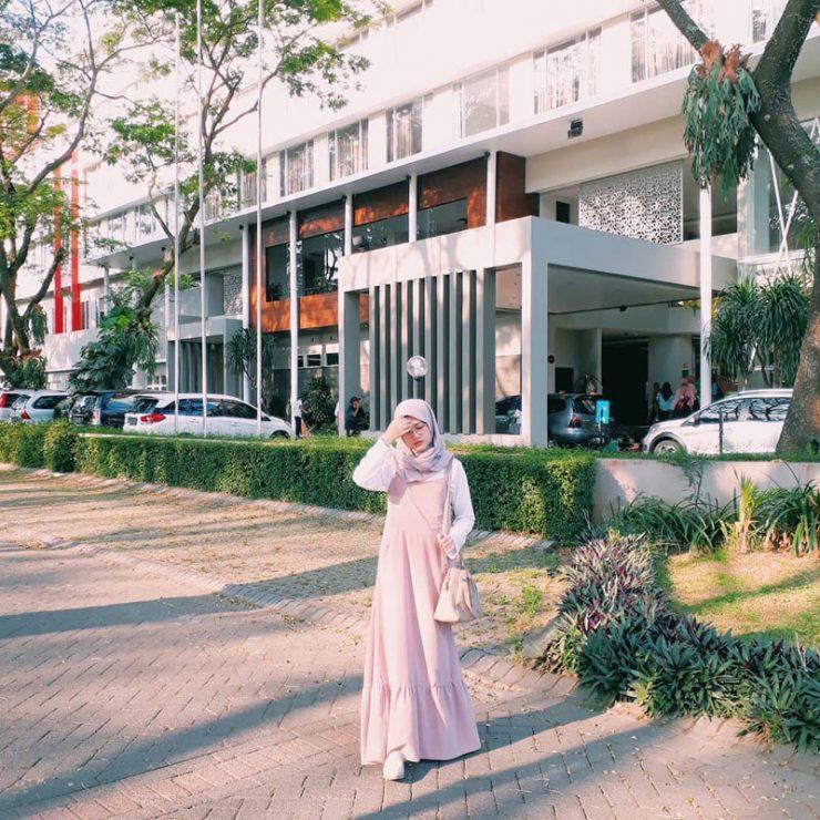 Sensasi menginap di tengah perumahan asri: Grand Cakra Hotel Malang