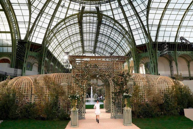 Grand Palais via Vogue