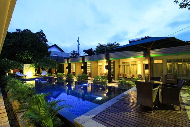 Griya Asri Hotel B&B via Airbnb