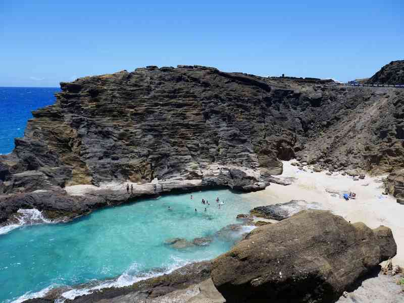 Halona Beach Cove via Shutterstock